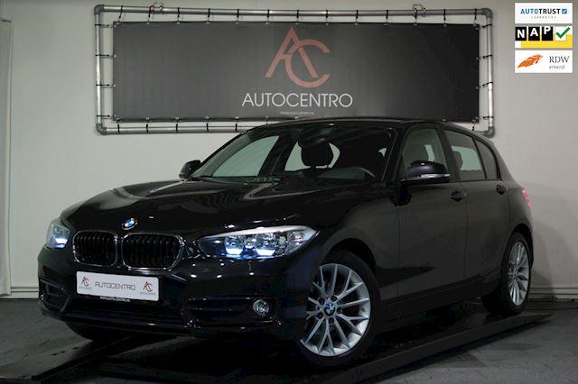 BMW 1-serie 116i Sportline / Navi / PDC / Sportstoelen / Stoelverwarming