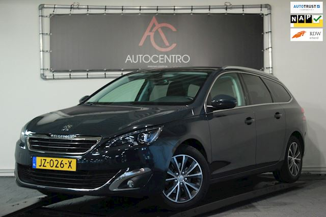 Peugeot 308 SW 1.6 BlueHDI / Panorama / PDC V+A / XENON / Automaat