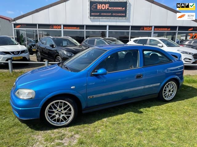 Opel Astra occasion - Hof Occasions