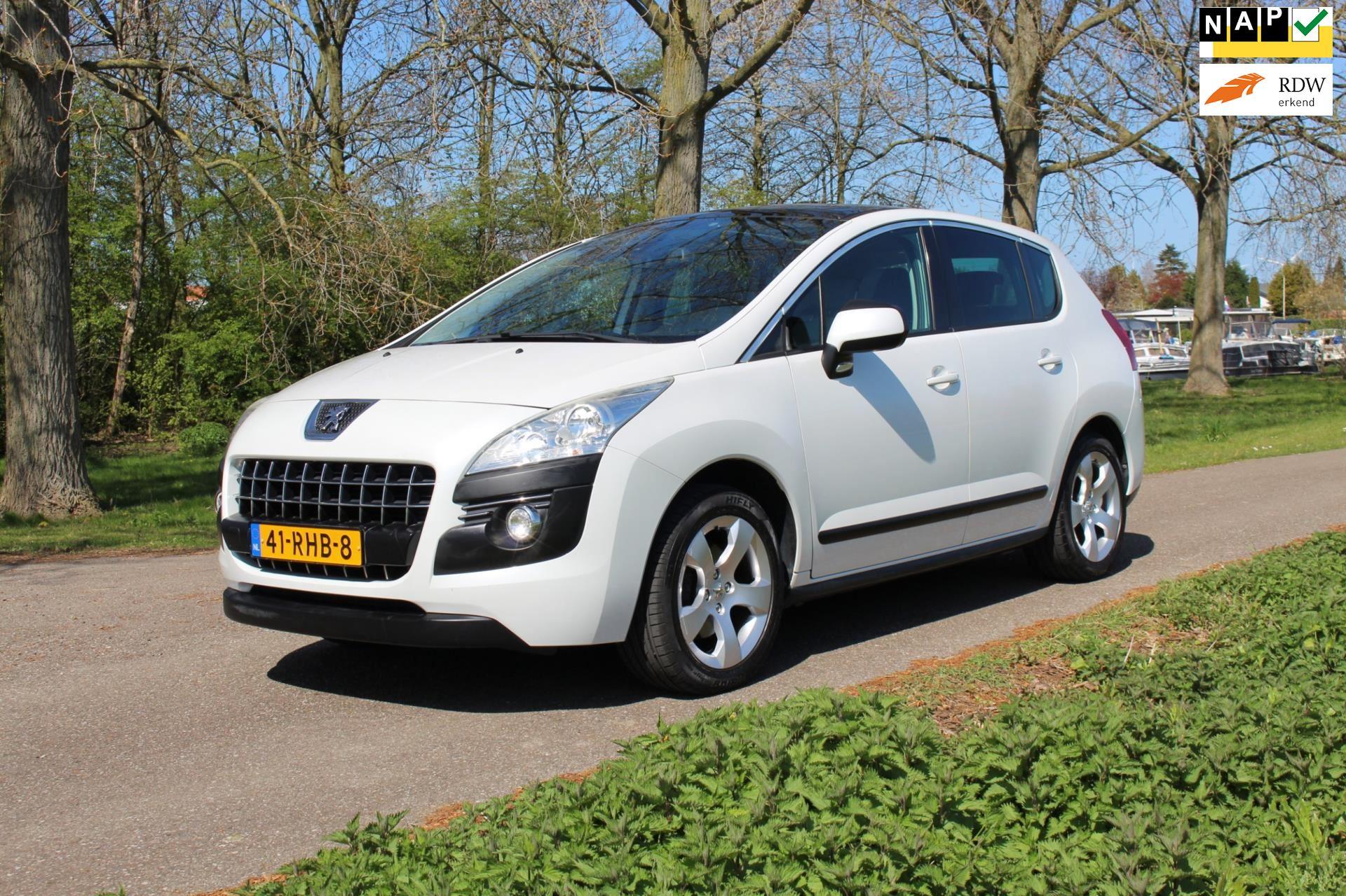 Peugeot 3008 occasion - Van Vliet Auto's