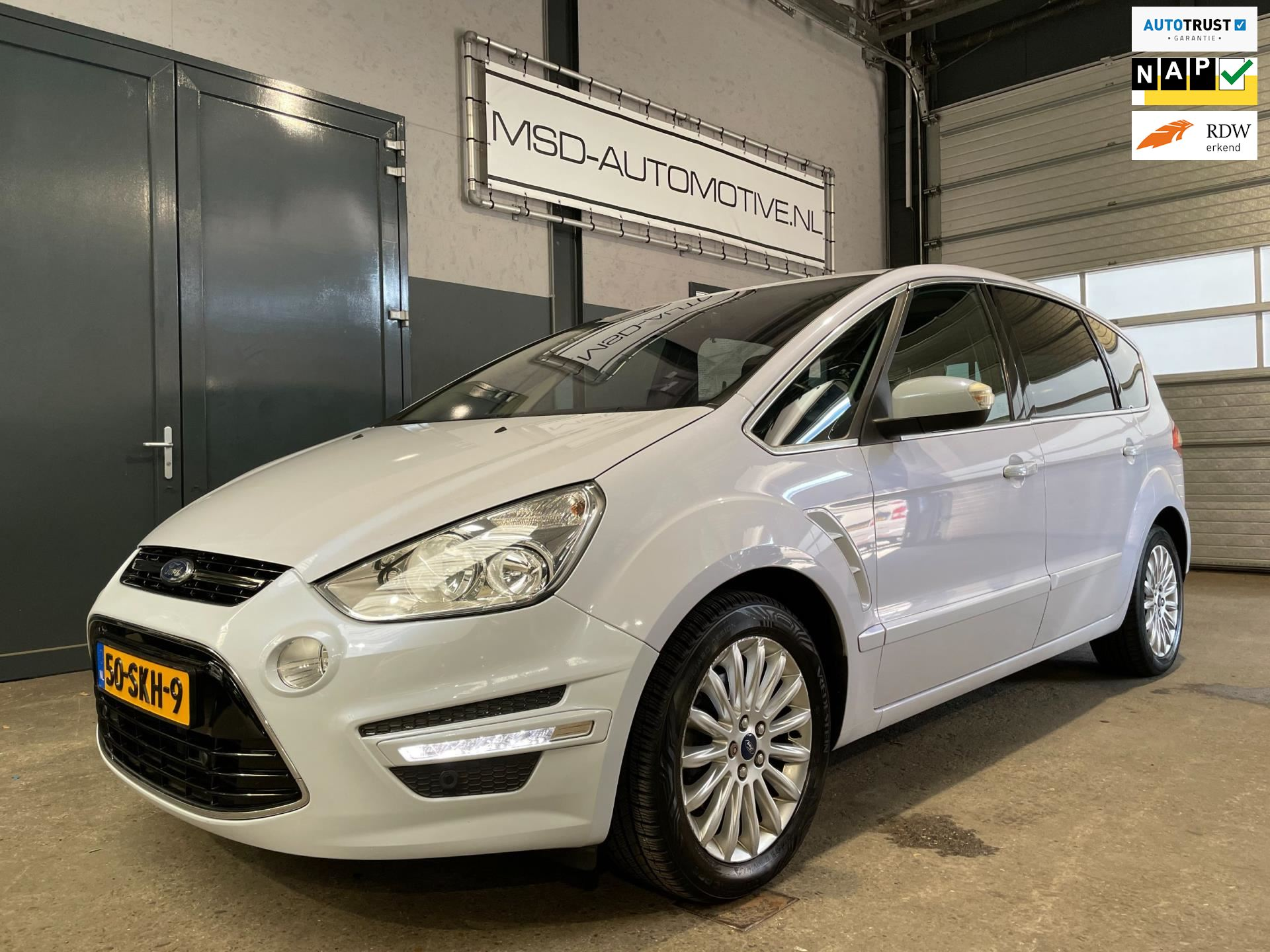 Ford S-Max occasion - MSD Automotive