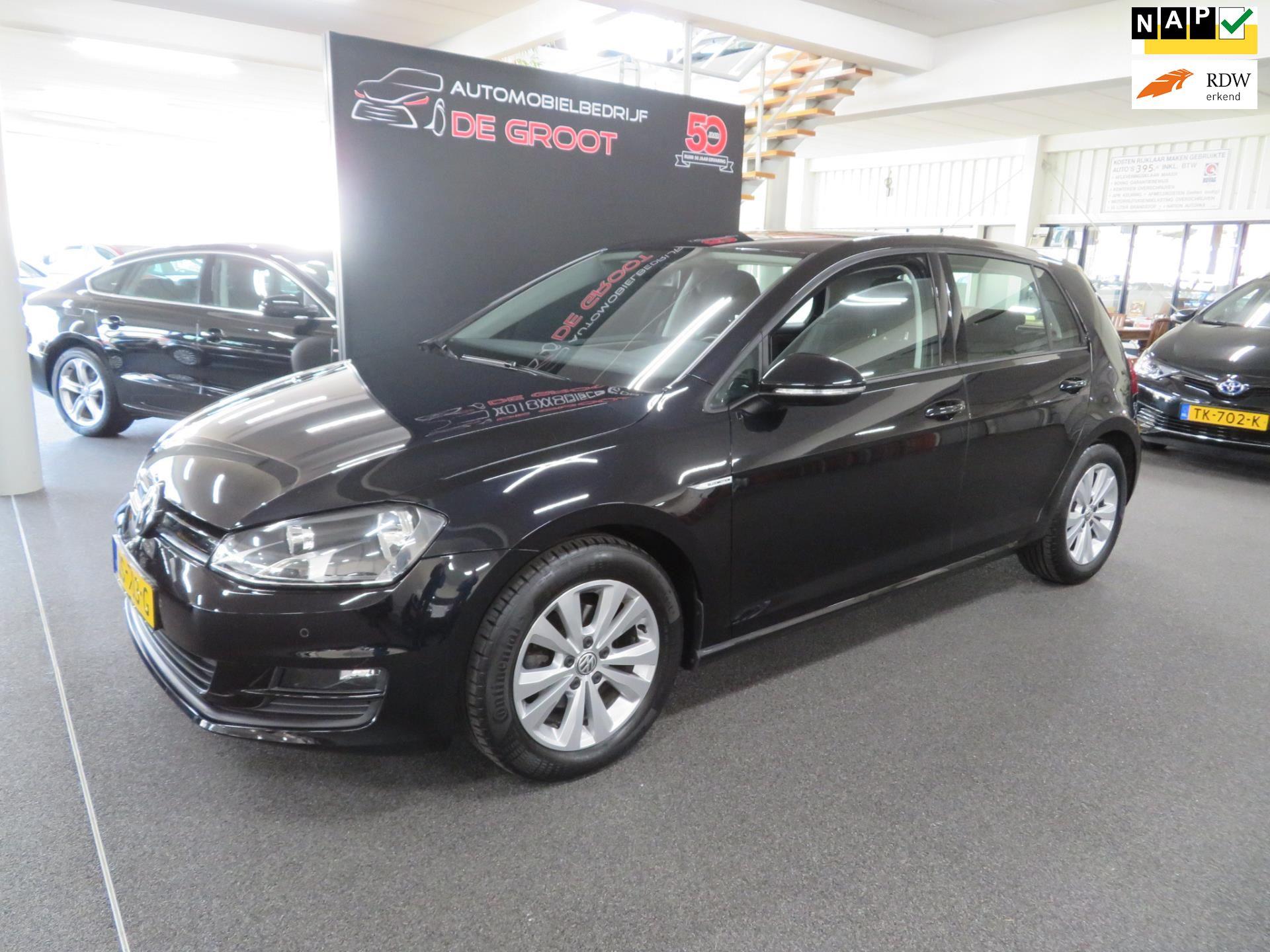 Volkswagen Golf occasion - Automobielbedrijf de Groot
