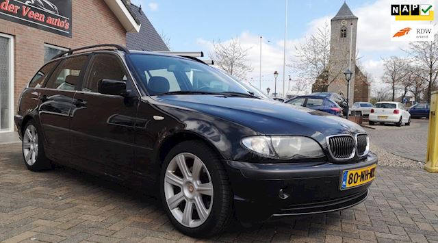 BMW 3-serie Touring 320i Special Executive. YOUNG-TIMER!