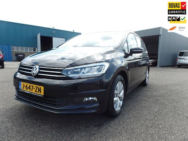Volkswagen Touran 1.5 TSI  Business 7PERSOONS TREKHAAK 2019 AUTOMAAT