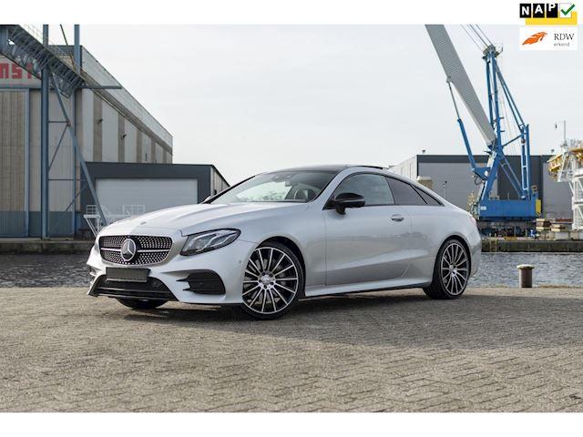 Mercedes-Benz E-klasse Coupé 300 Edition 1 AMG, 110.000 nwprijs, Pano, Standkachel