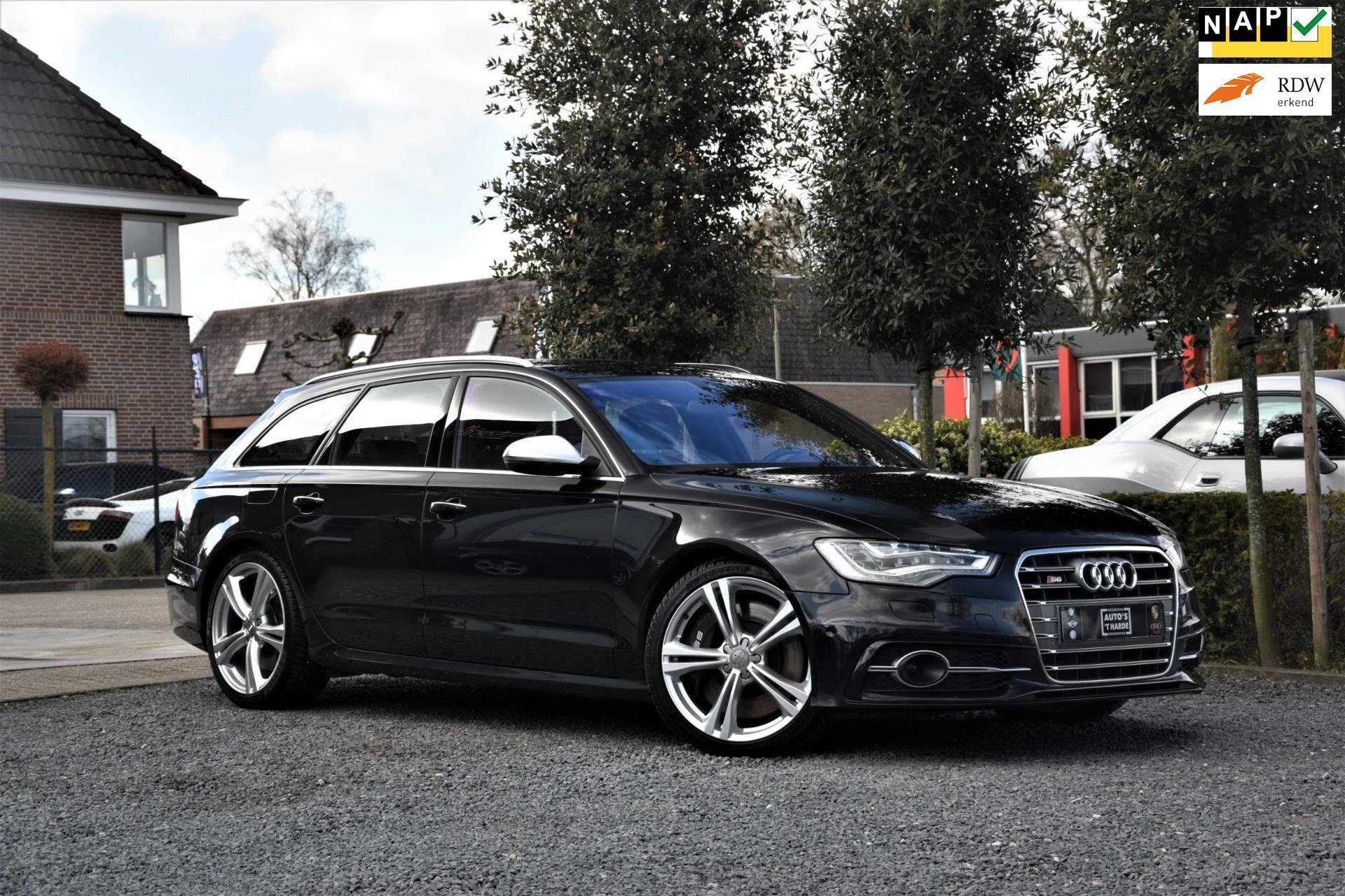 Audi S6 4.0 TFSI V8 Quattro Pro Line  ACC Camera 20 occasion - Auto`s `t Harde