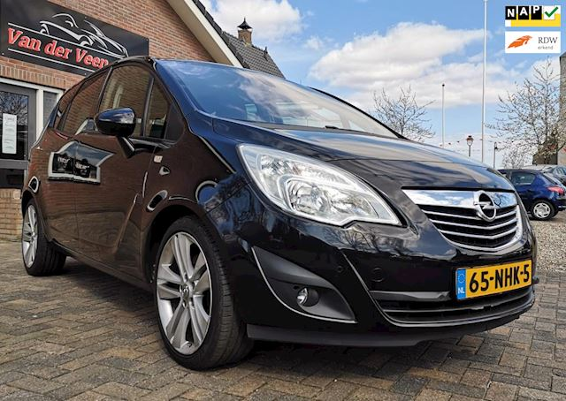 Opel Meriva 1.4 Turbo Cosmo. Goed onderhouden auto! Onderhoudsboekjes ter inzage.