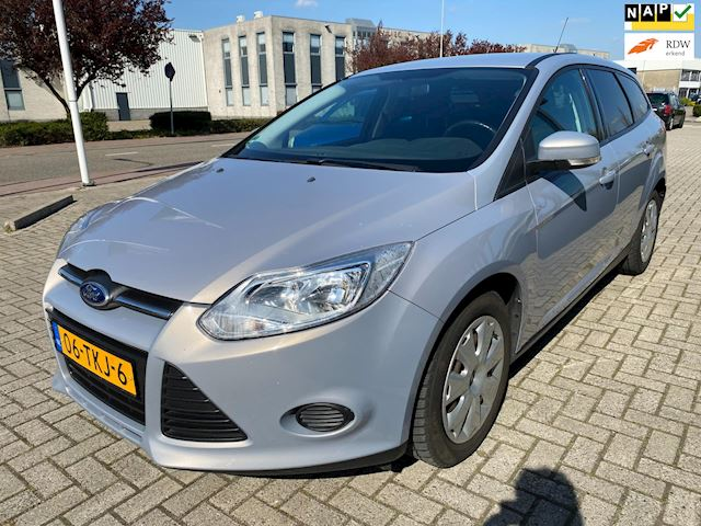 Ford Focus Wagon 1.6 TI-VCT Lease Trend Dealer ondehouden!