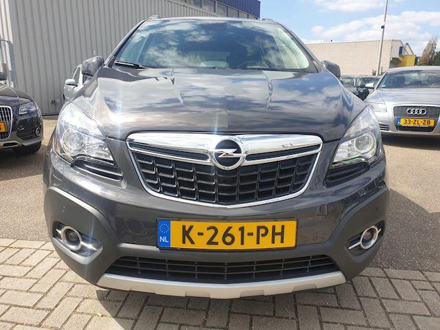Opel Mokka 1.4 T Cosmo Automaat Leder Navigatie 1 e Eigenaar