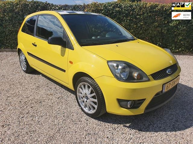 Ford Fiesta 1.6-16V Ultimate Edition Airco
