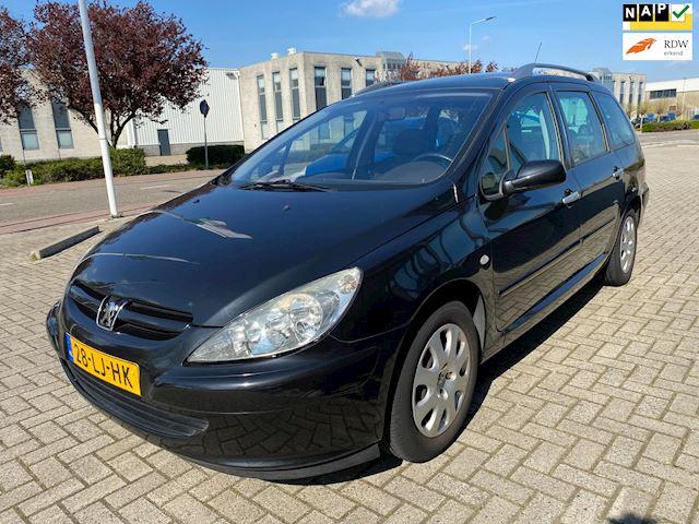 Peugeot 307 SW 1.6 16V Keurig netjes!