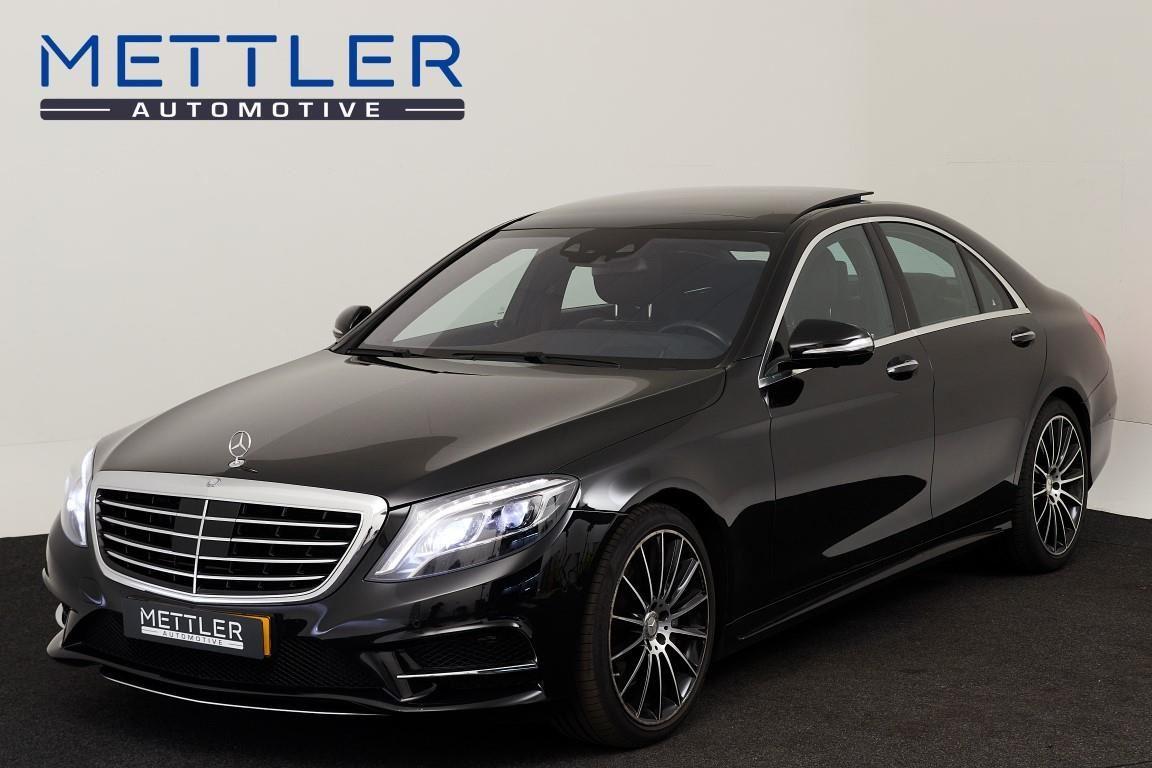 Mercedes-Benz S-klasse occasion - Mettler B.V.