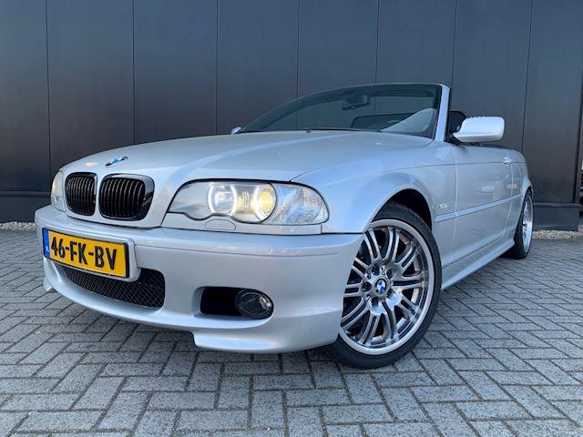 BMW 323 Cabriolet M-sport Leder/Navi/Nieuwstaat!!!!/OrgNl