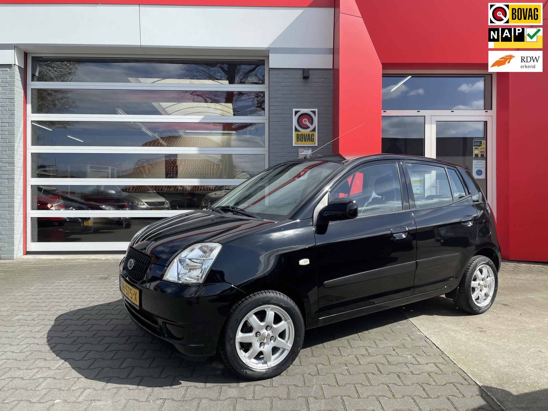 Kia Picanto occasion - Autobedrijf Slots BV