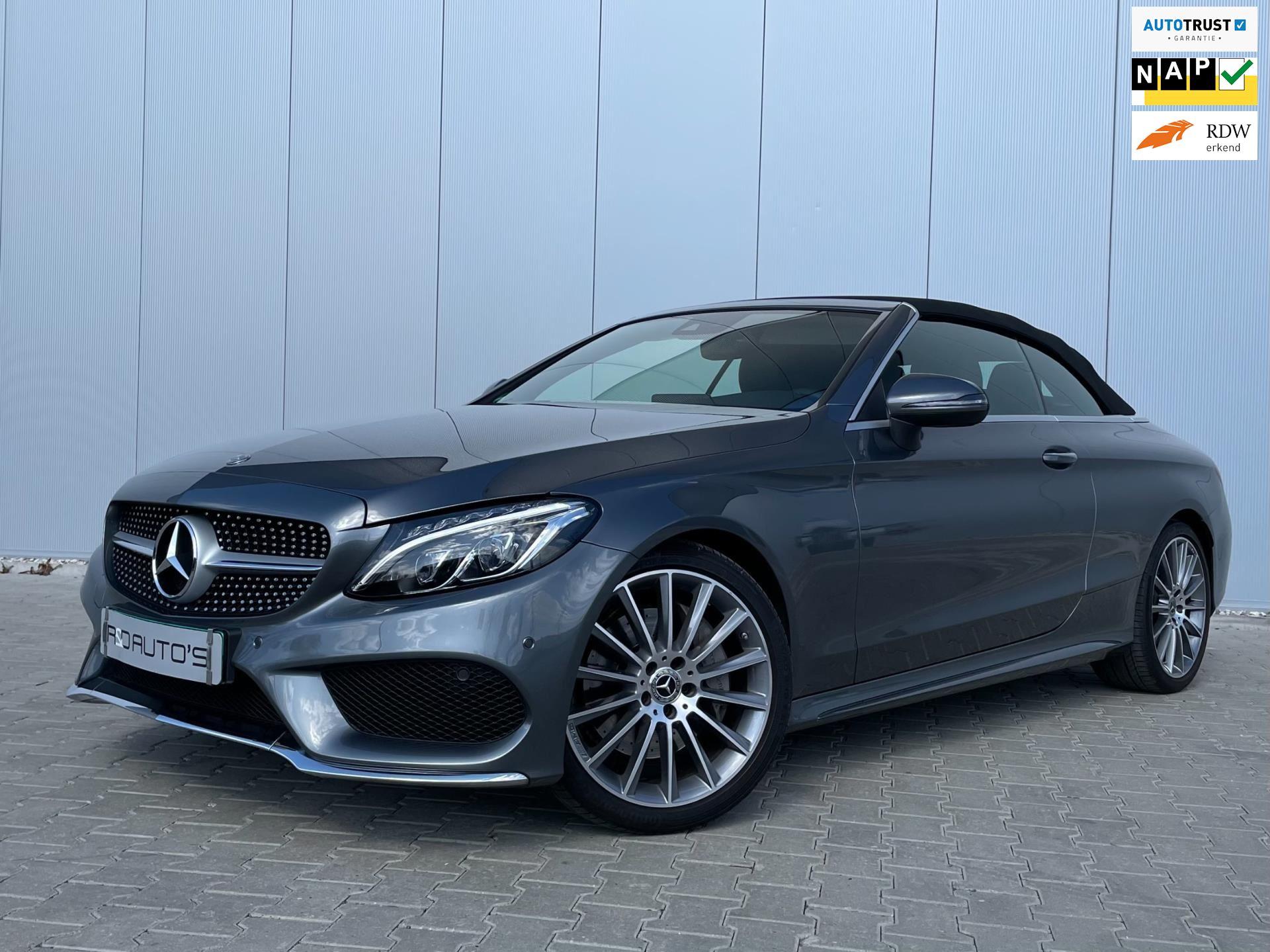 Mercedes-Benz C-klasse Cabrio occasion - R&D Auto's