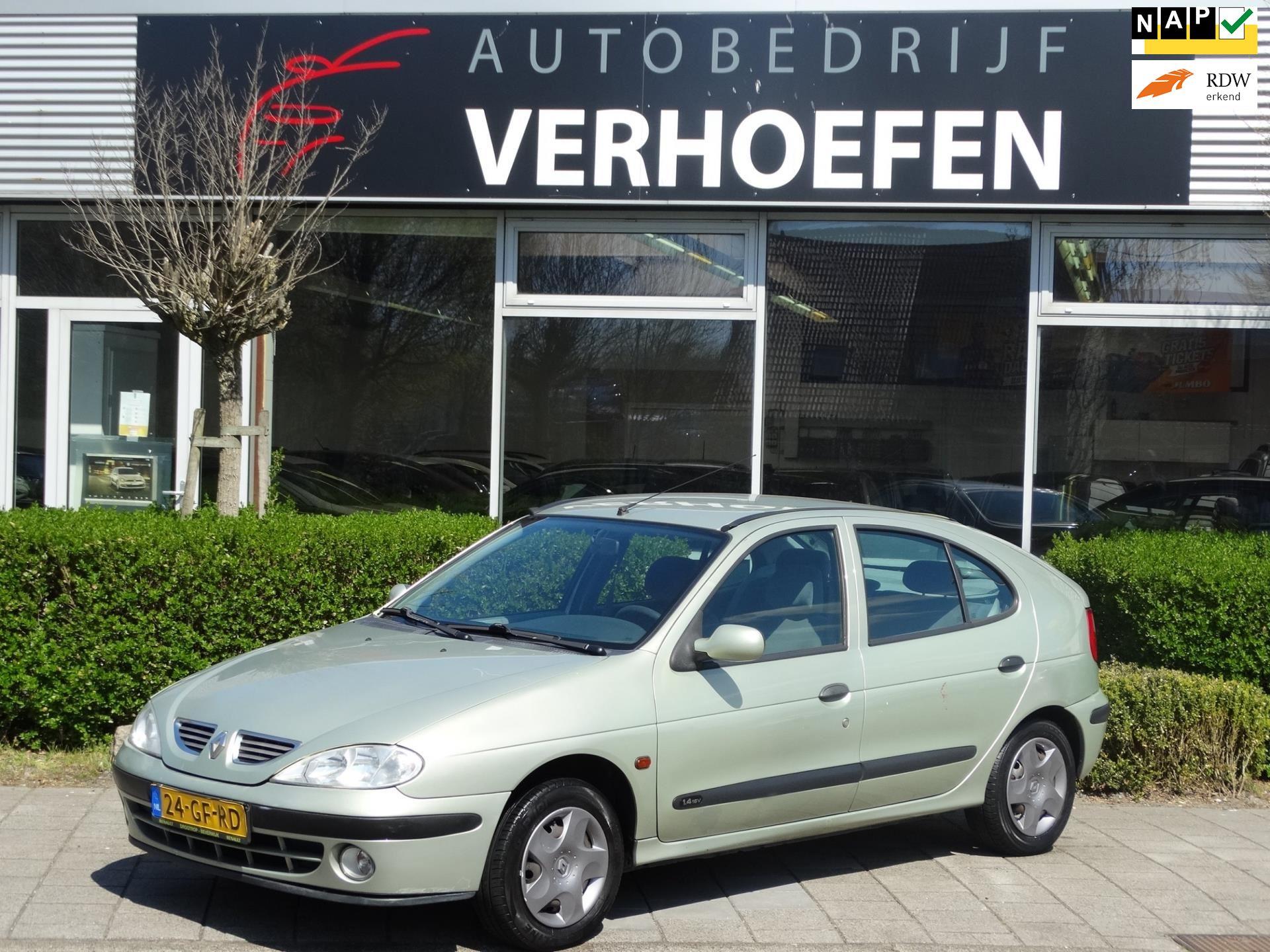 Renault Mégane occasion - Autobedrijf Verhoefen