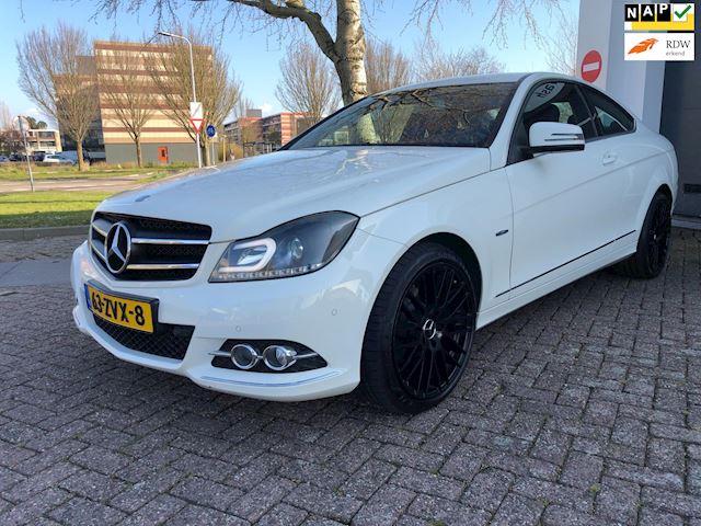 Mercedes-Benz C-klasse Coupé 180 Climate-c/Navi/Xenon/Bluetooth/Leer/18