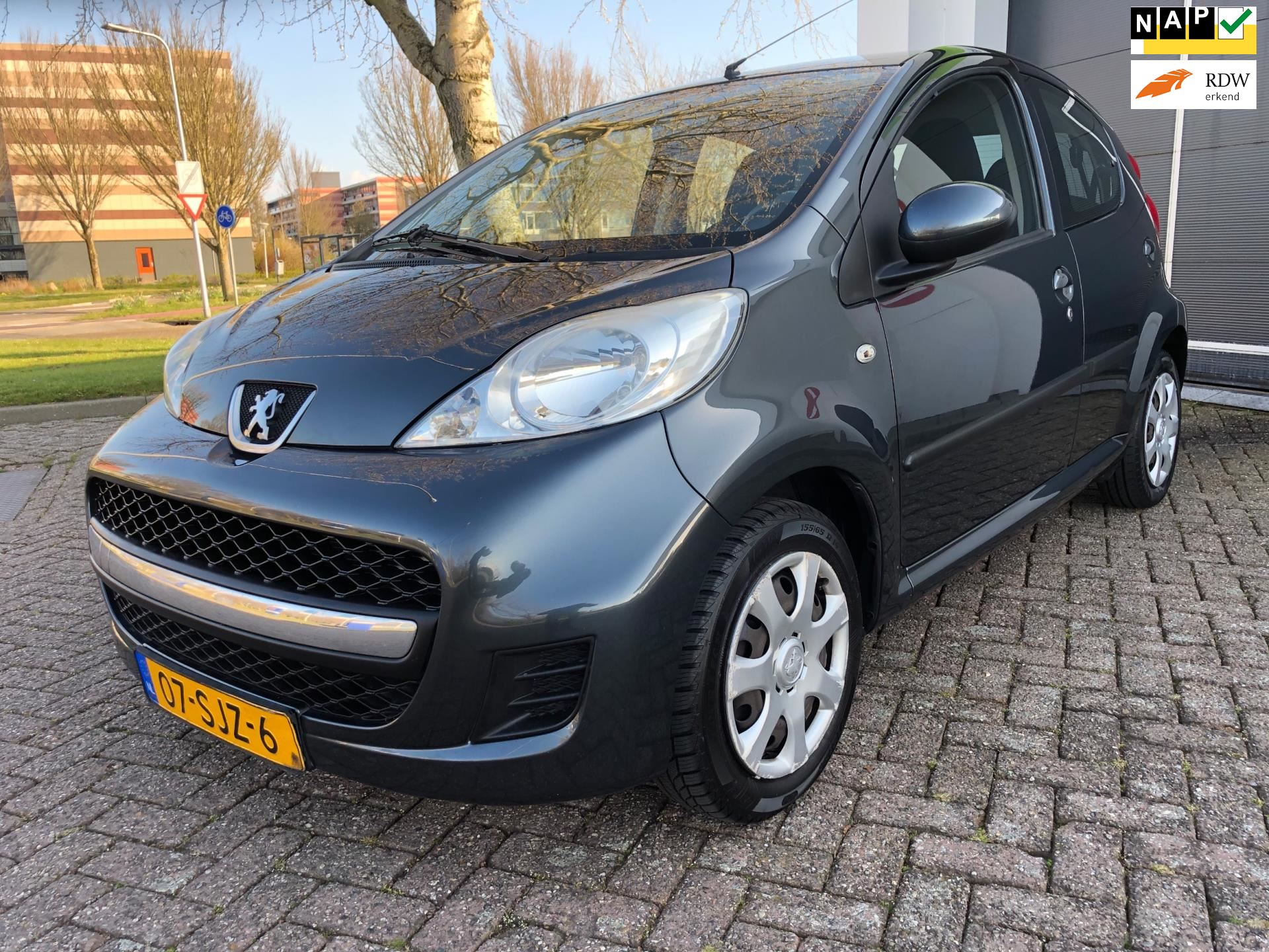 Peugeot 107 occasion - Westland Occasion