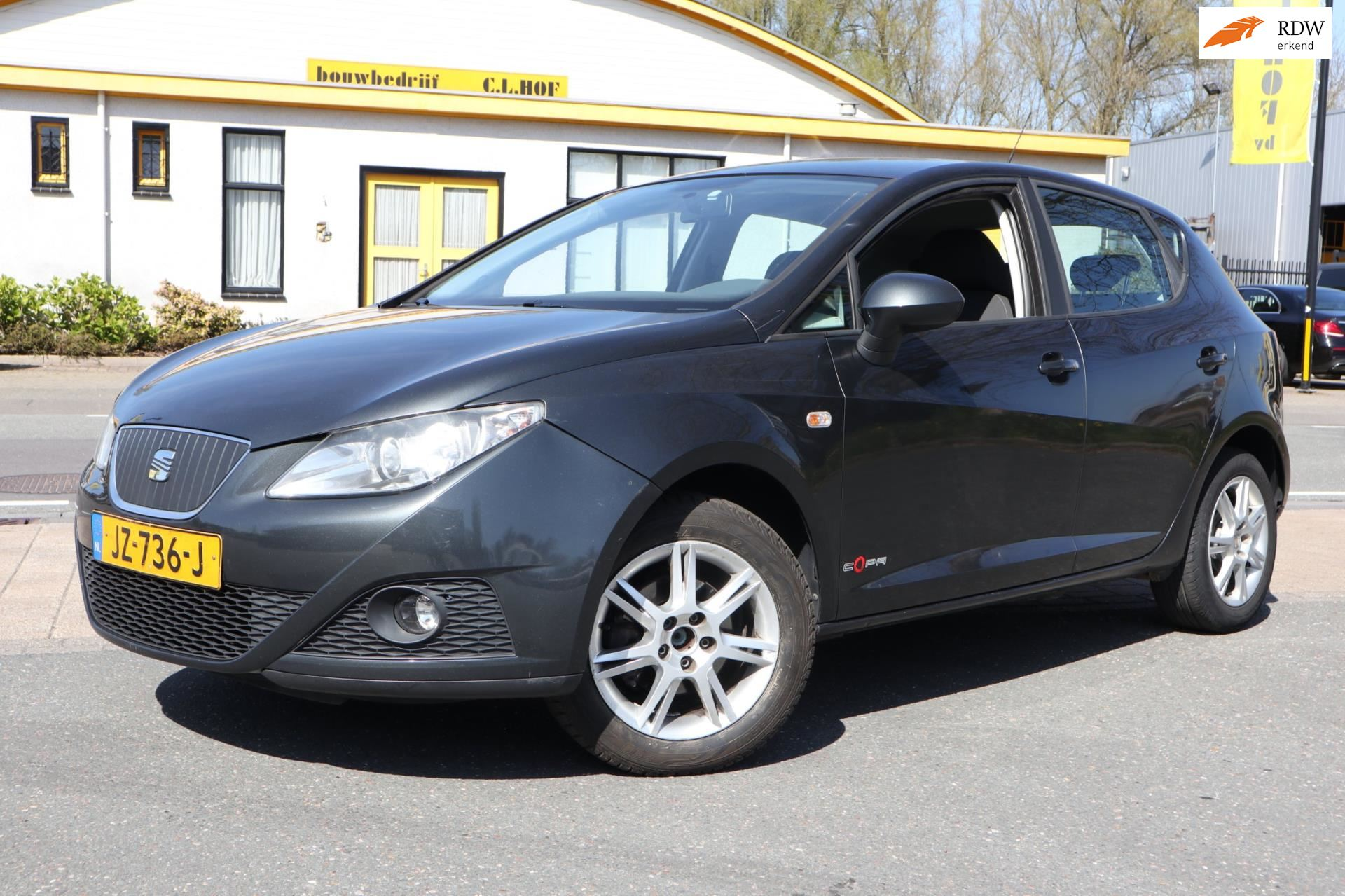 Seat Ibiza occasion - FB2 Cars