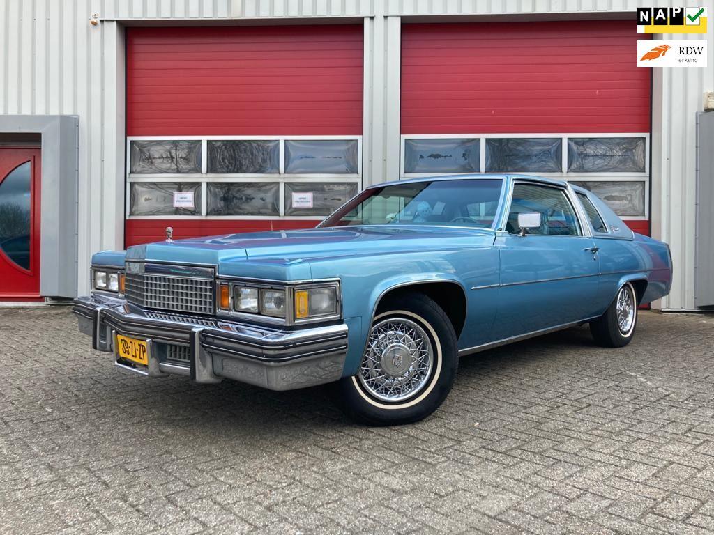 Cadillac De Ville occasion - Hermes Automobielen