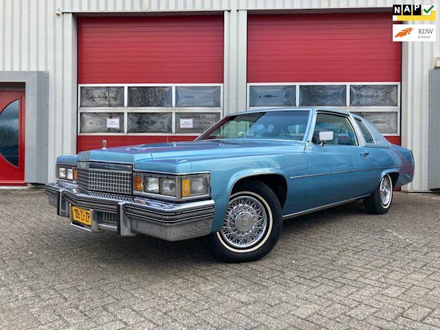 Cadillac De Ville Coupe GEHEEL ORIGINEEL 60.000 Mile