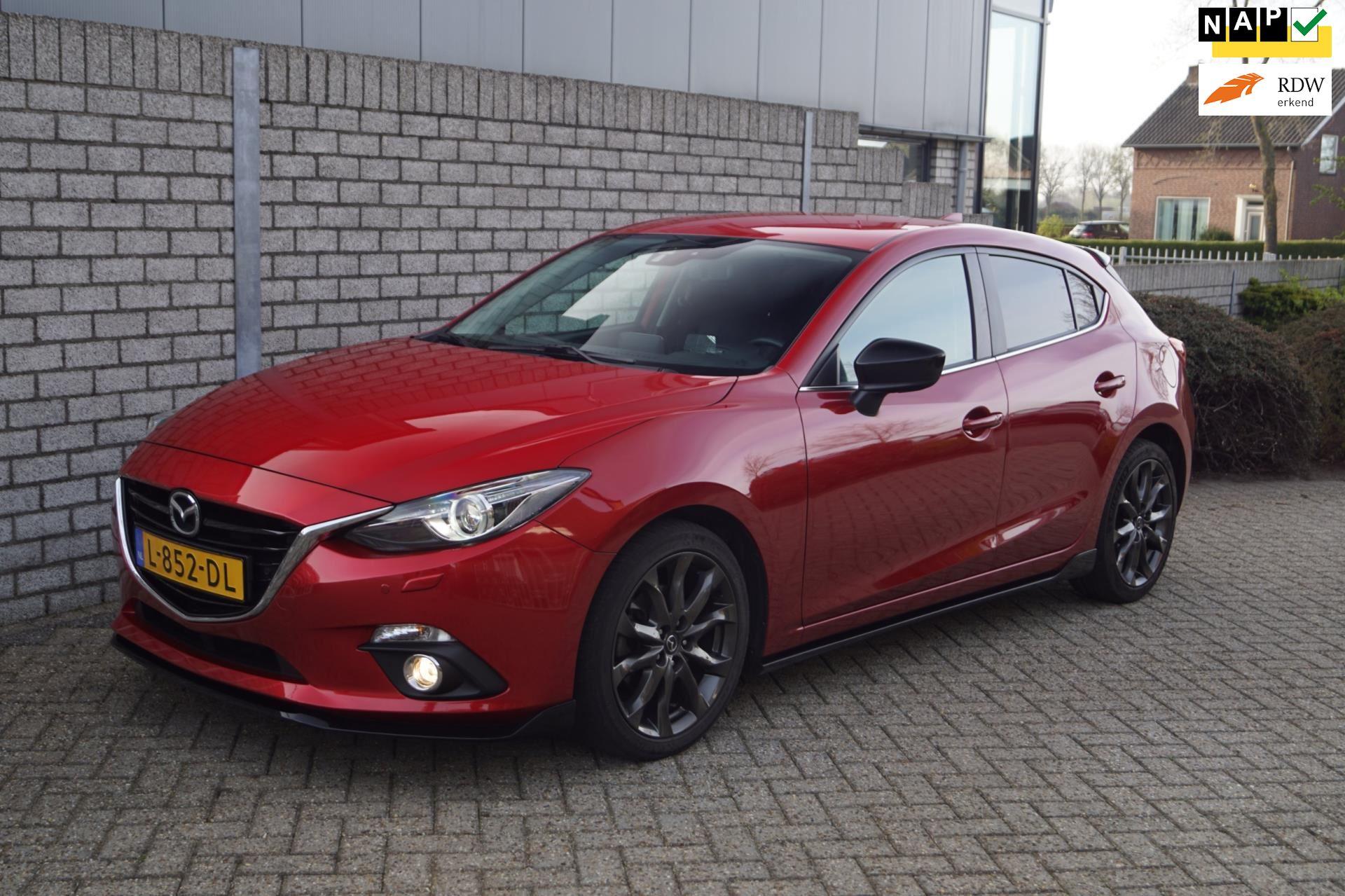 Mazda 3 occasion - Autobedrijf H. Wijdeven V.o.f.