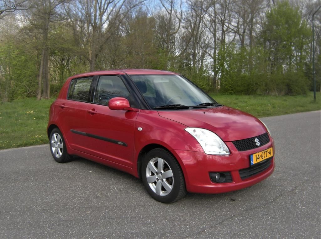 Suzuki Swift occasion - ZZP Autoos