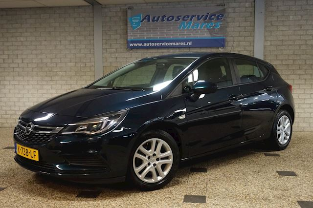 Opel Astra 1.0 Edition, 5 deurs, Airco, PDC, Cruise, Bleutooth