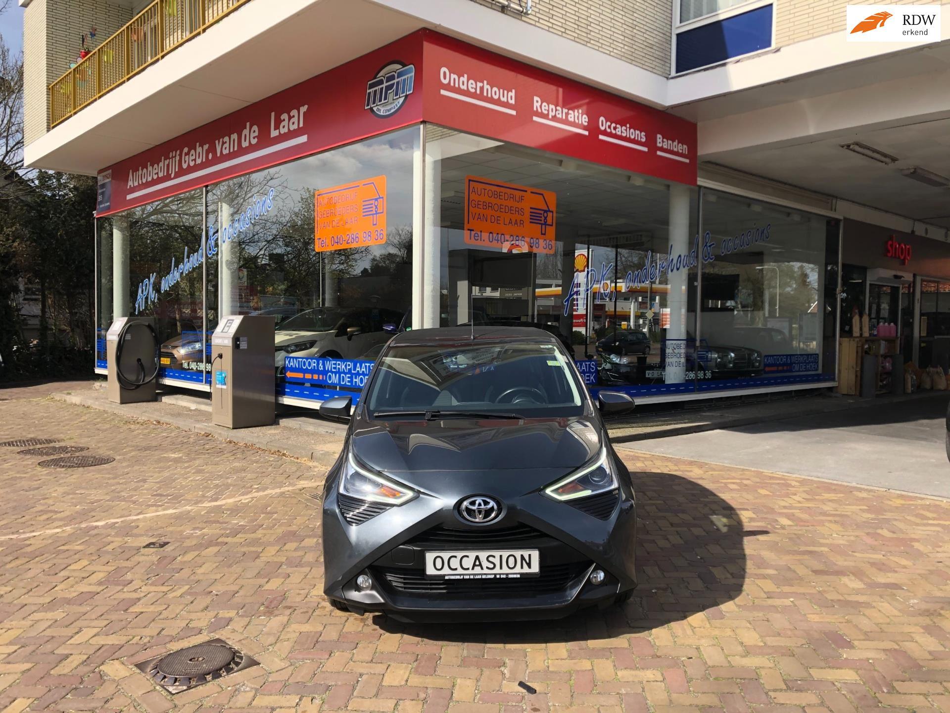 Toyota Aygo occasion - Autobedrijf van de Laar