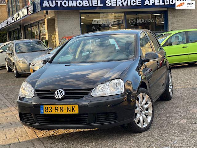 Volkswagen Golf 1.4 FSI Businessline*AIRCO *STUURBEKR*CRUISE CTR*ELLEK PAKKET*APK