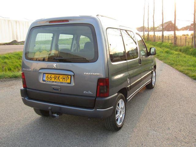 Peugeot Partner MPV 1.6-16V Zenith, origineel NL & NAP