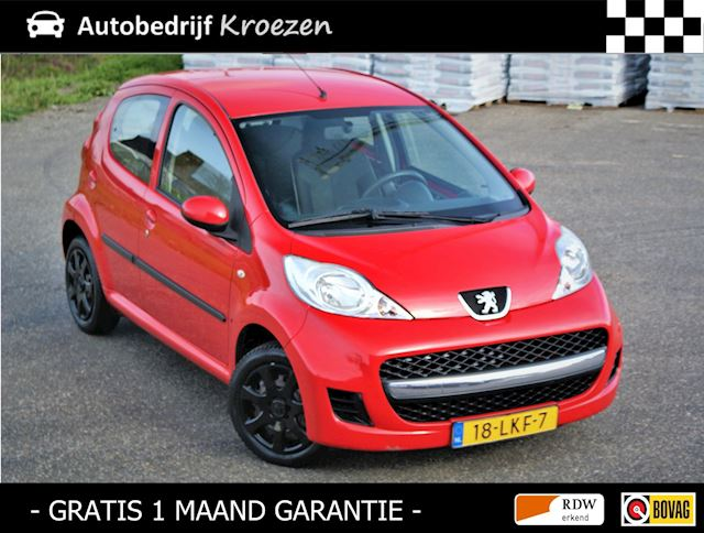 Peugeot 107 1.0-12V XS * 5 Deurs * APK tot 13-05-2022 *
