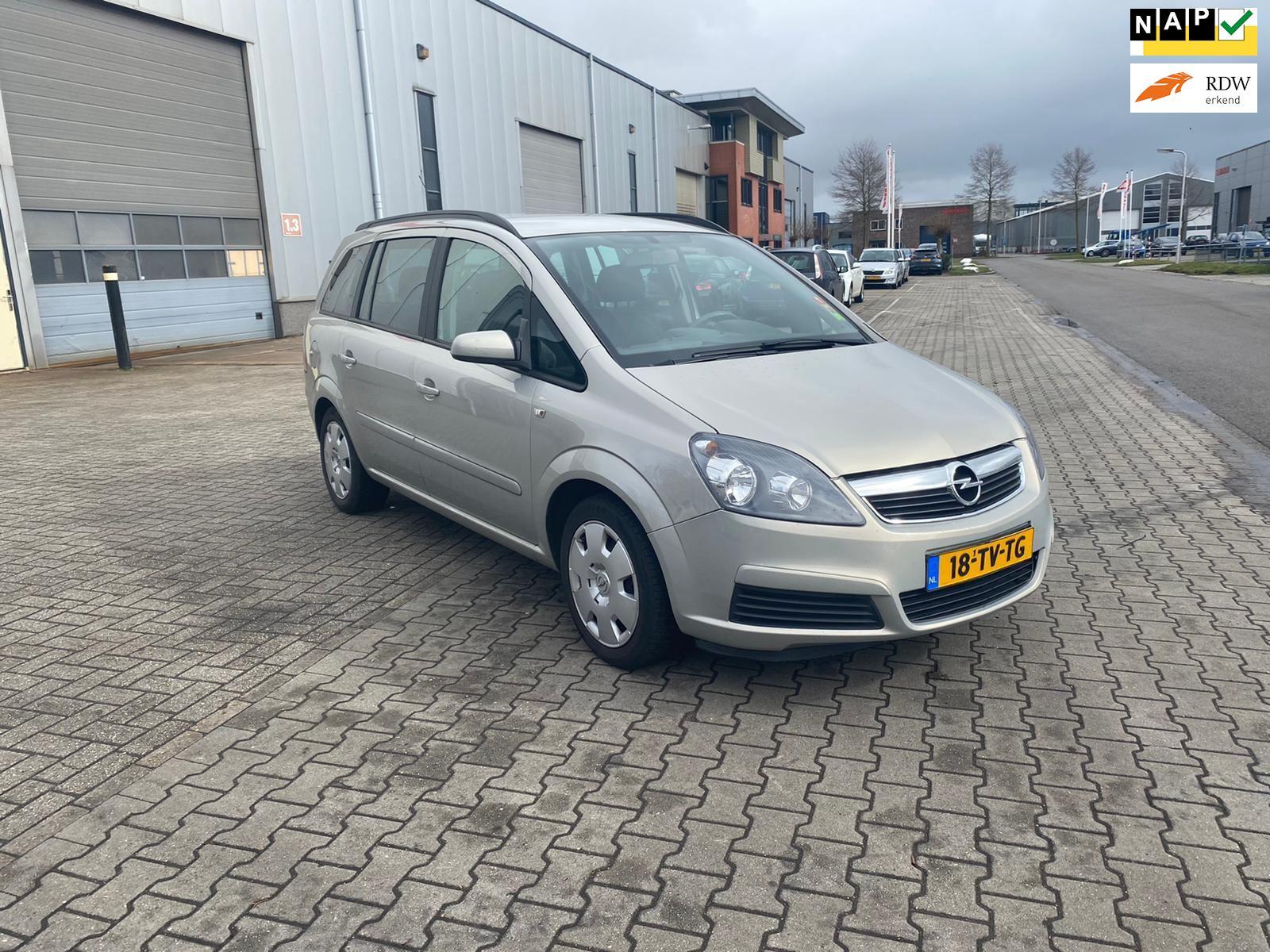Opel Zafira occasion - AutoPlein 50 C.V.