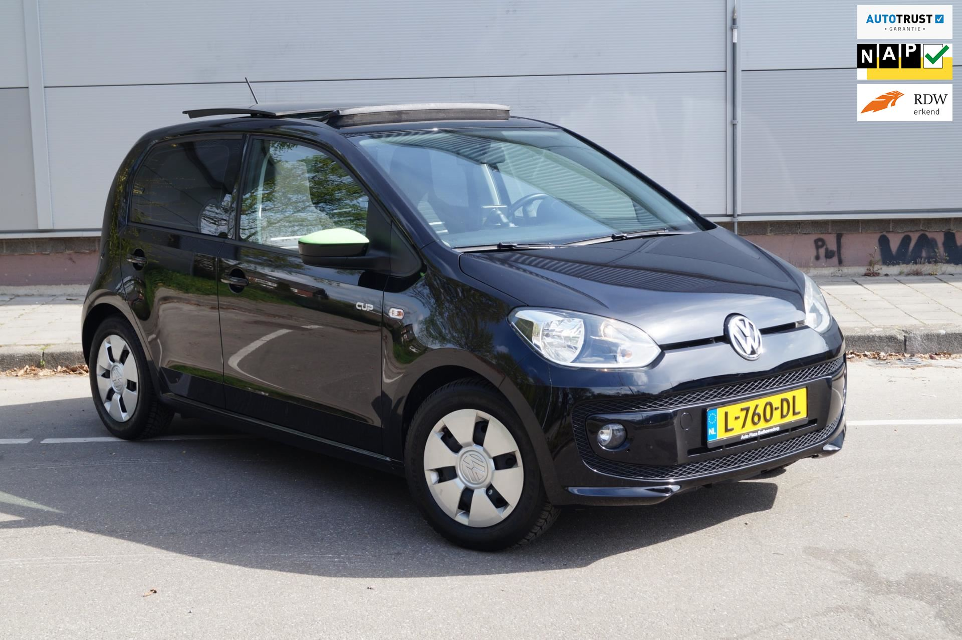 Volkswagen Up occasion - Auto Plaza Badhoevedorp