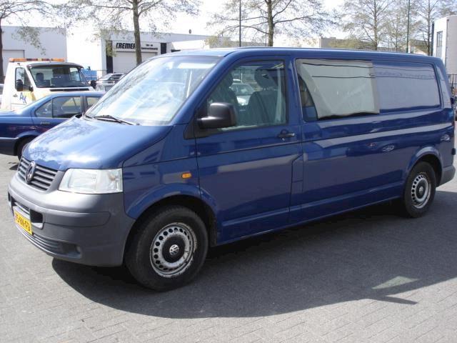 Volkswagen Transporter 2.5 TDI 340 dubbel cabine DC
