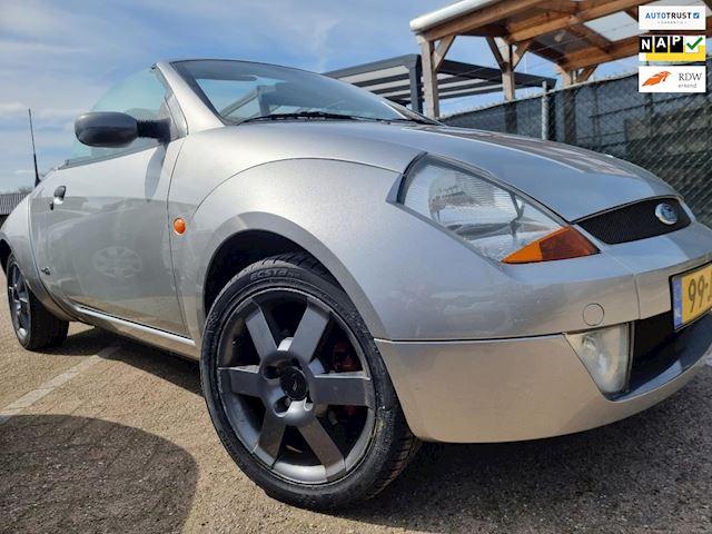 Ford Streetka Cabriolet 1.6 First Edition Pininfanina origineel km, op en top, zomers prijsje! nieuwe apk