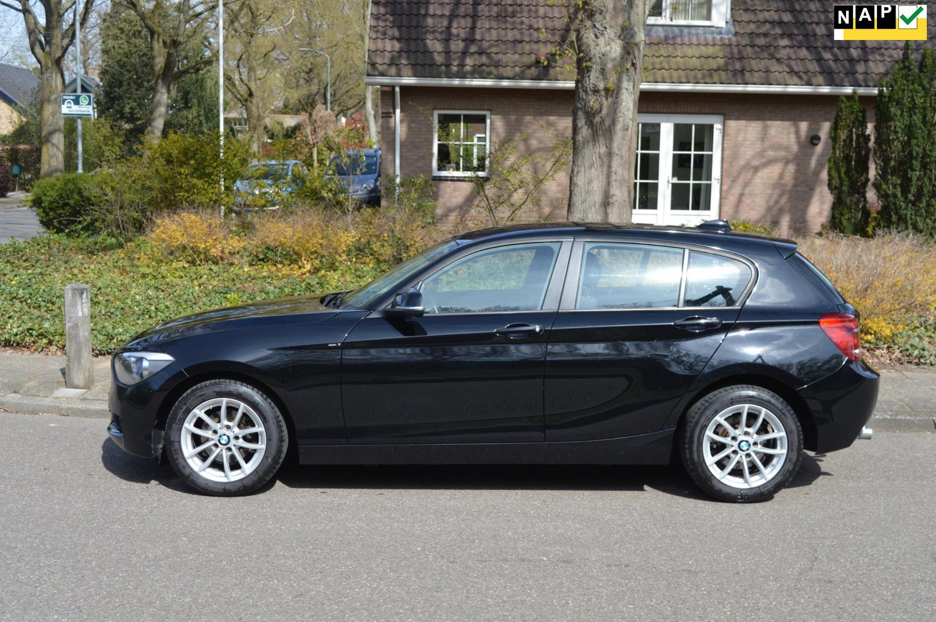 BMW 1-serie occasion - Auto Totaal Twello