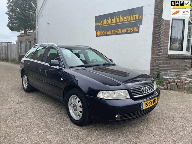 Audi A4 Avant occasion - Autohal Hilversum