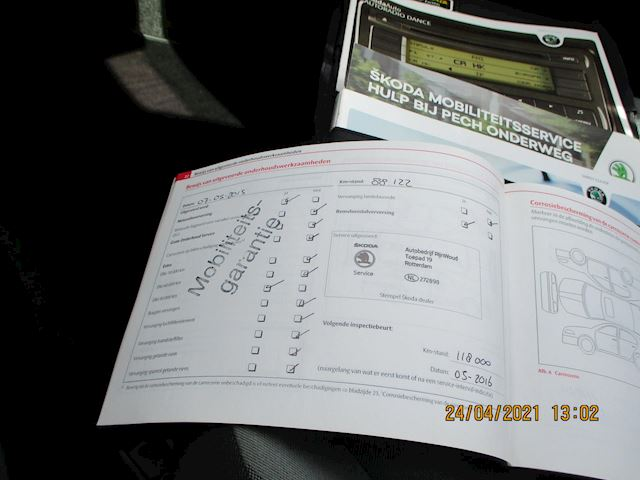 Skoda Fabia 1.2-12V Ambition 5 Drs met Airco