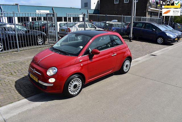 Fiat 500 1.2 Naked