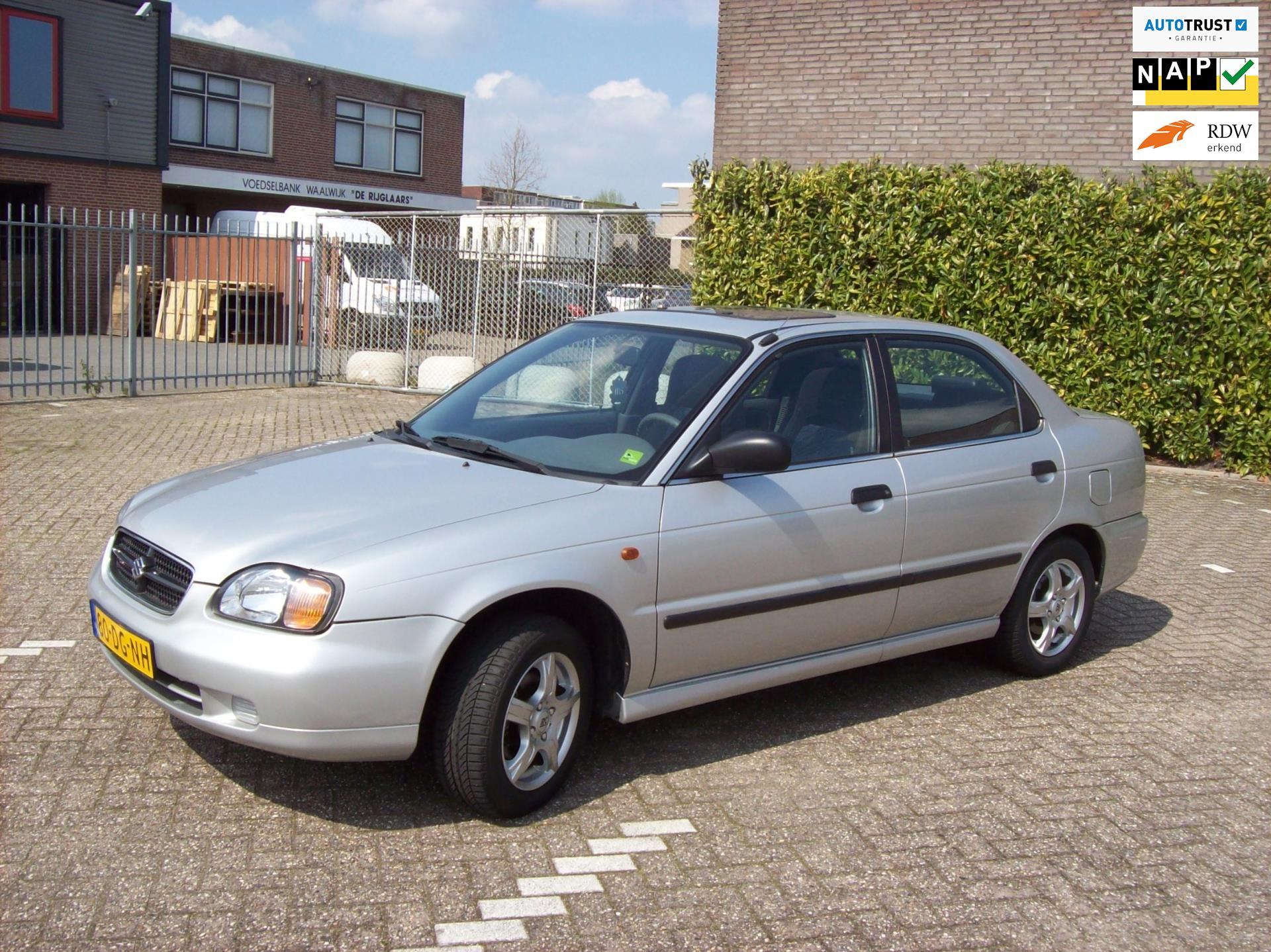 Suzuki Baleno occasion - Car Sales Waalwijk
