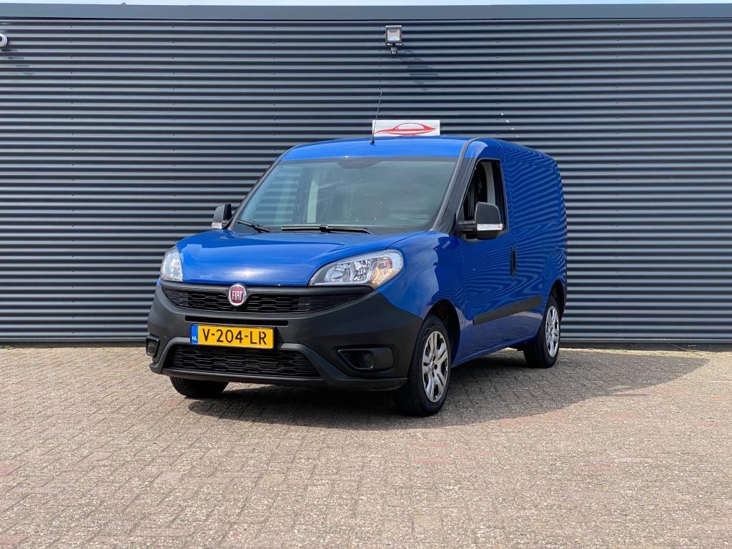 Fiat Doblò Cargo occasion - Van Gelder Bedrijfswagens