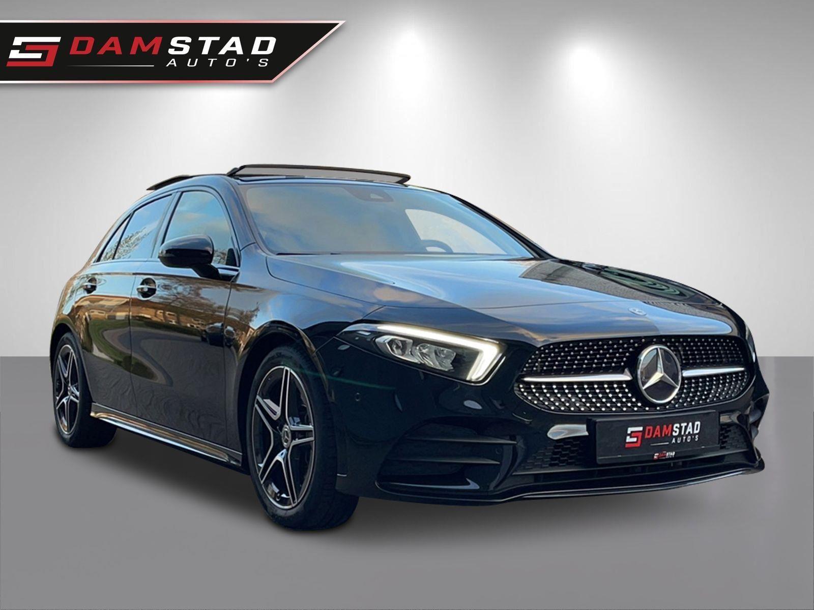 Mercedes-Benz A-klasse occasion - Damstad Auto's