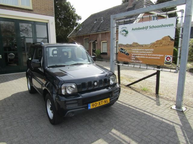 Suzuki Jimny 4x4 1.3 JLX occasion - Autobedrijf Schoonhoven