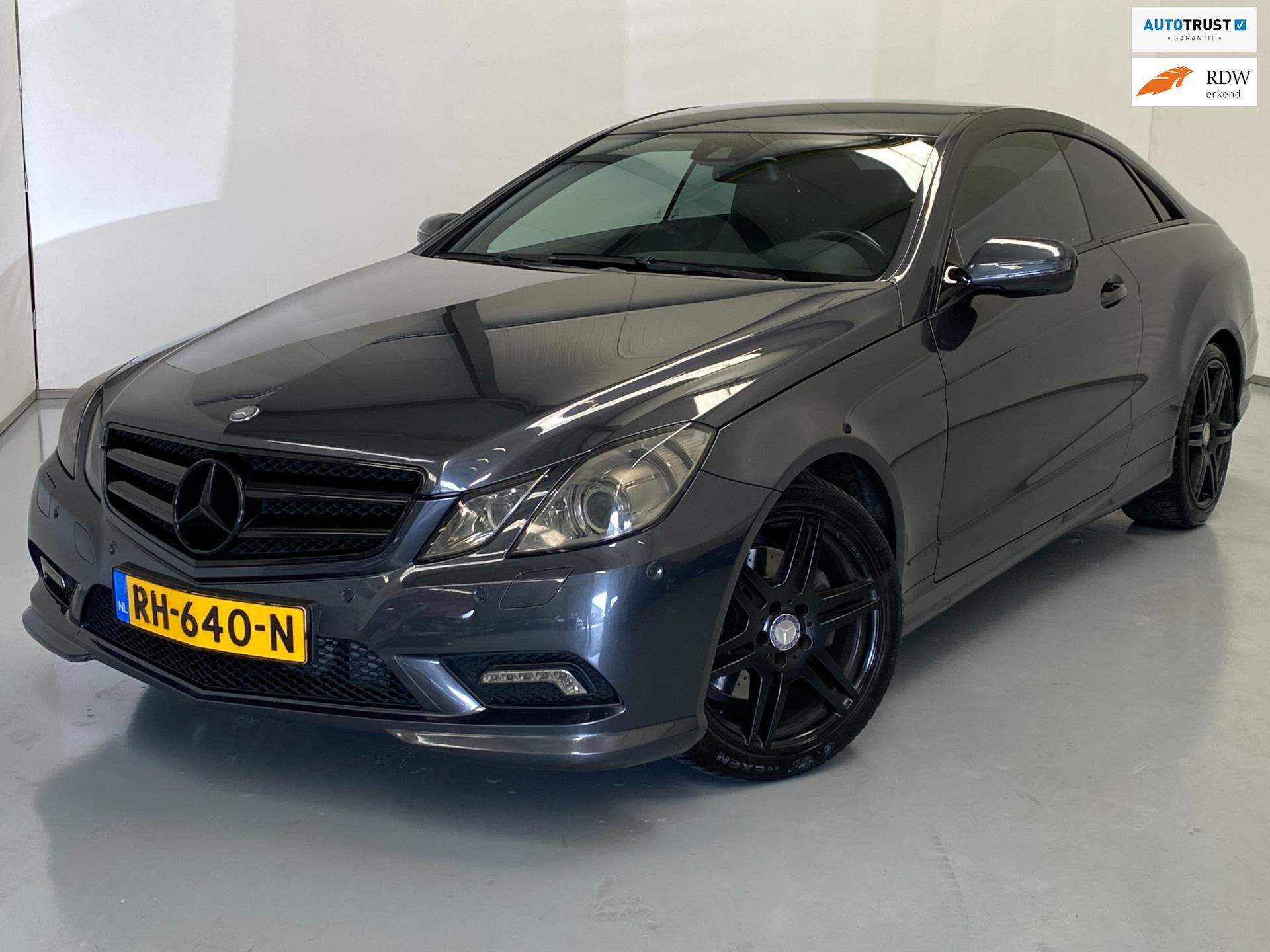 Mercedes-Benz E-klasse Coupé occasion - Van den Brink Auto's