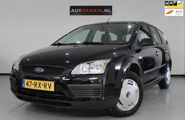 Ford Focus Wagon 1.6-16V Champion, Airco, Nieuwe APK!!