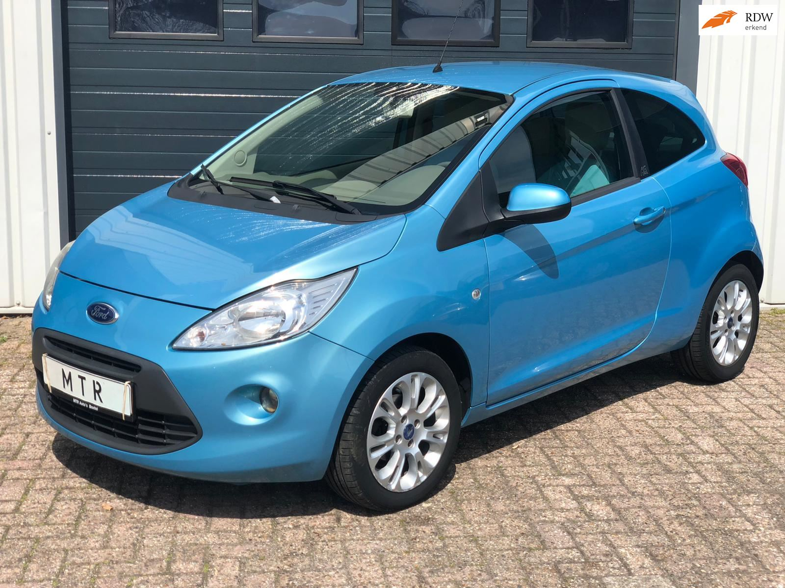 Ford Ka occasion - MTR Auto's