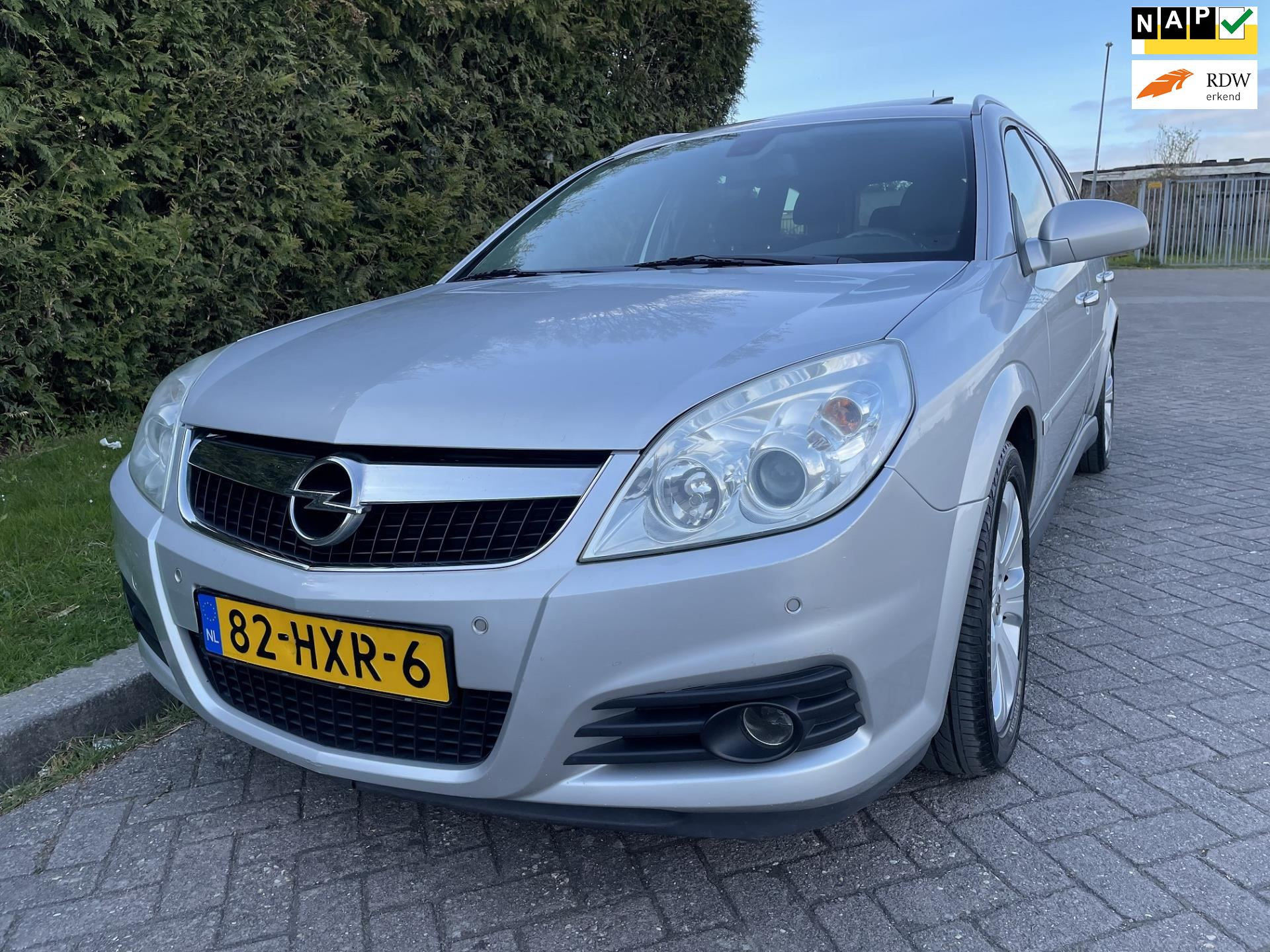 Opel Vectra Wagon occasion - Goldenstone Cars