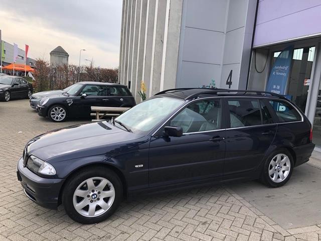 BMW 3-serie Touring occasion - Autobedrijf R. Versteeg