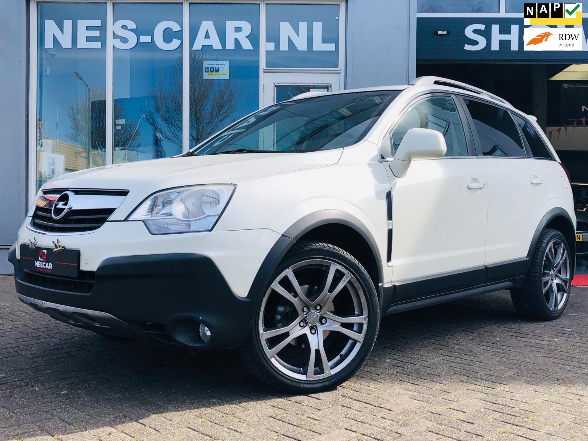 Opel Antara occasion - Nescar